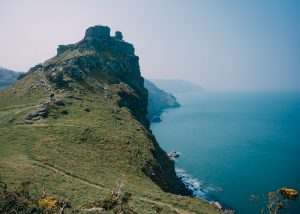 The Valley of the Rocks, Lynton